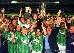 20 anos que copamos o Brasil! | Torcida Mancha Alvi Verde | Sociedade Esportiva Palmeiras