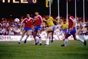 A Mancha nas eliminatórias da Copa do Mundo de 1989 | Torcida Mancha Alvi Verde | Sociedade Esportiva Palmeiras